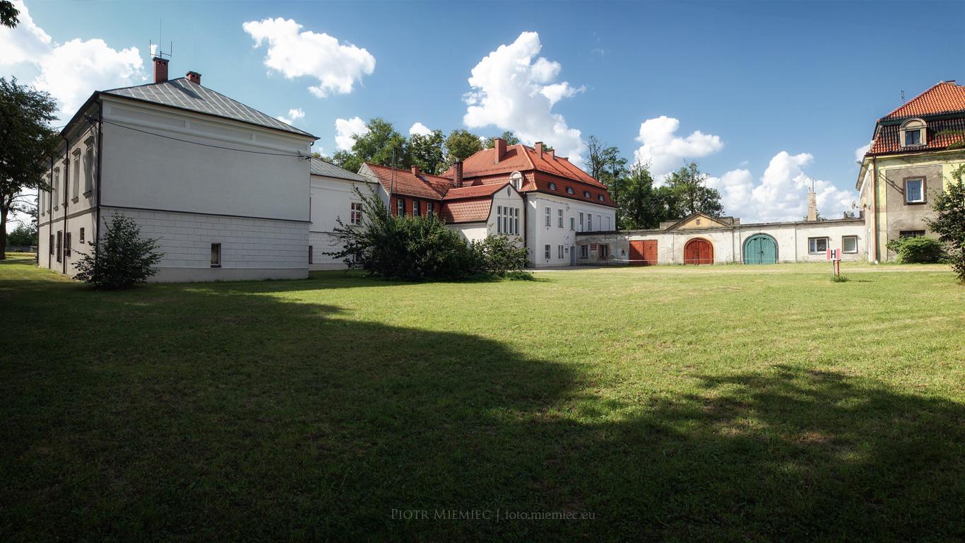 Pałac w Wielowsi