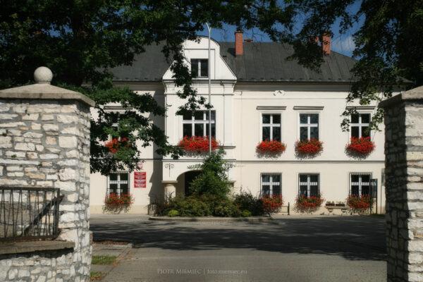 Pałac w Wielowsi – sierpień 2013