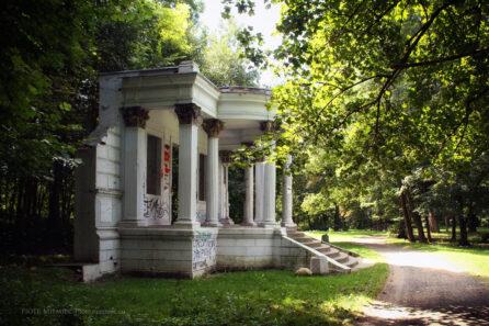 Sławięcice – pozostałość po pałacu