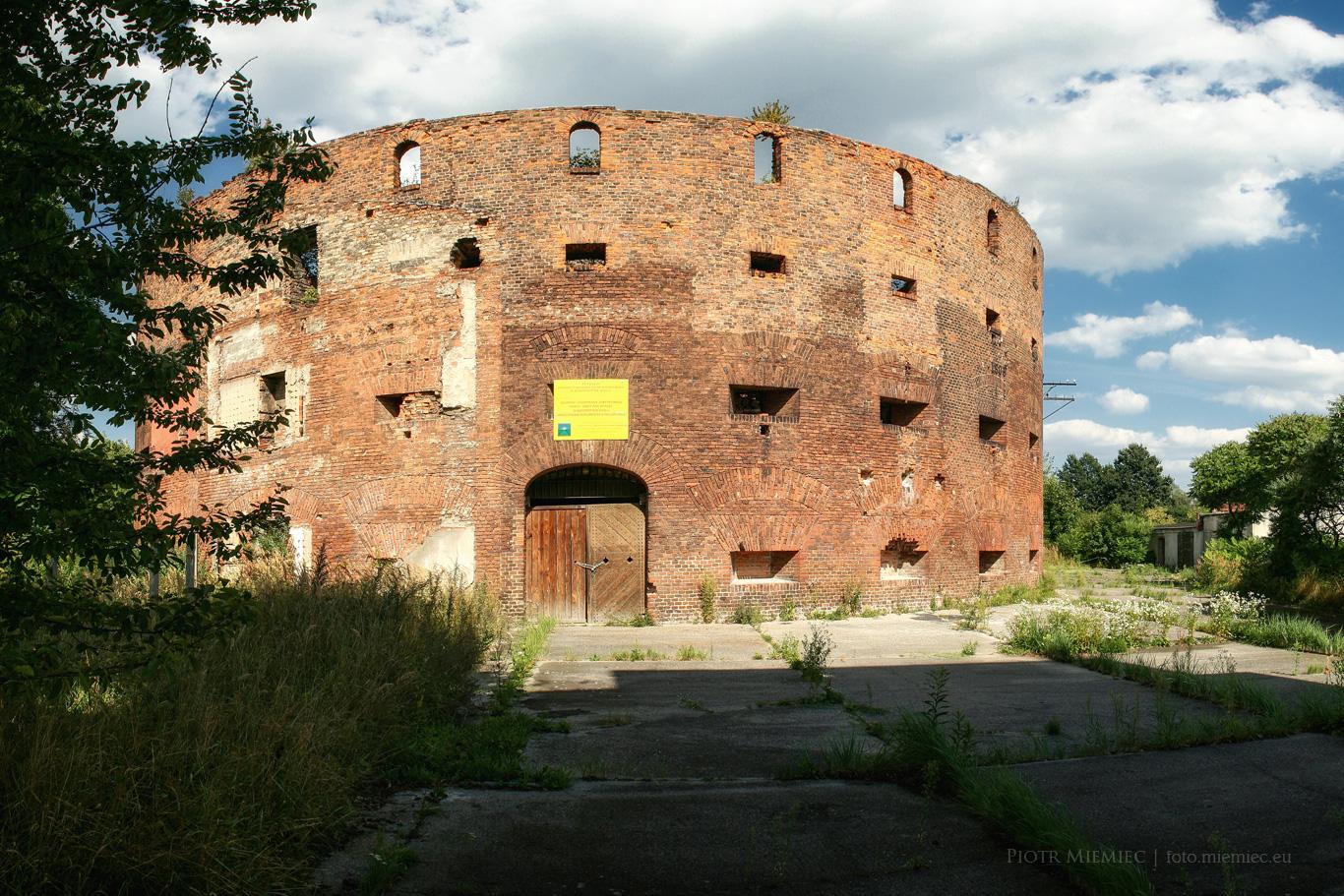 Kędzierzyn-Koźle - Baszta Montalemberta IMG_0177-80