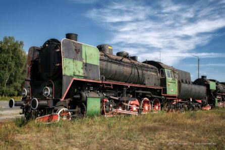 Parowozy w Kotlarni – sierpień 2013