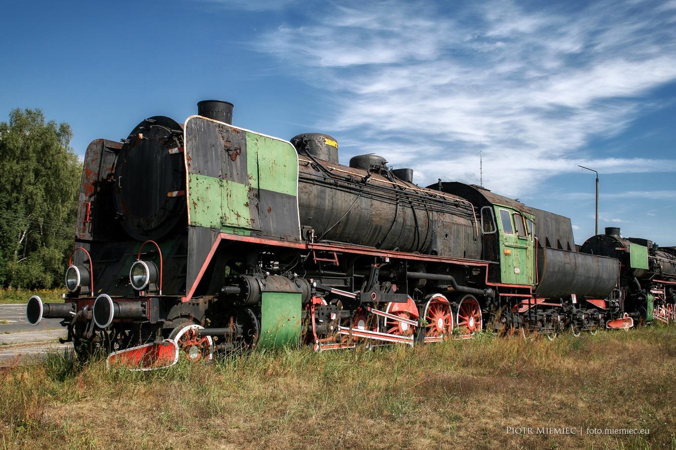 Parowóz Ty45-2560