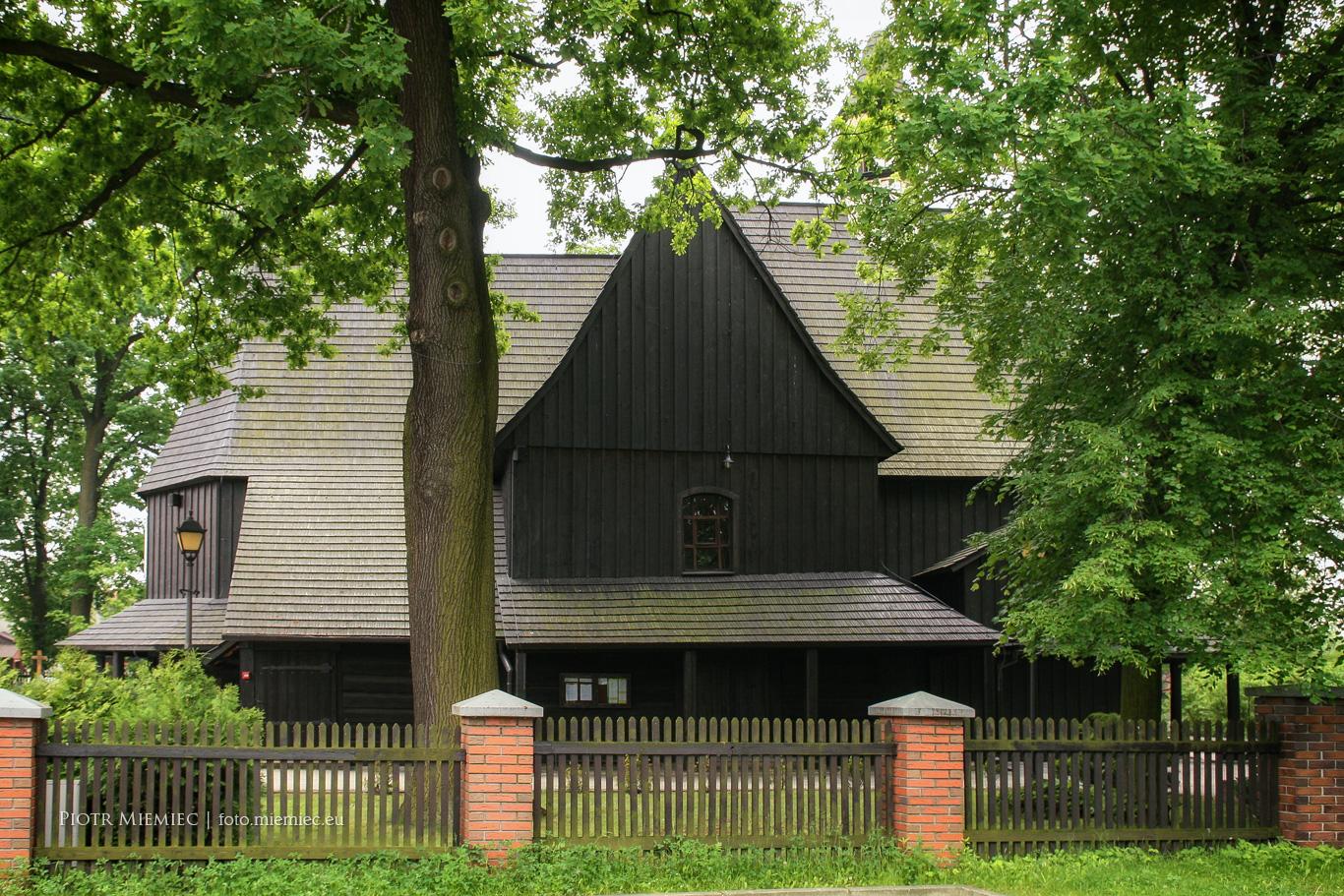 Kościół w Jankowicach Rybnickich – maj 2013