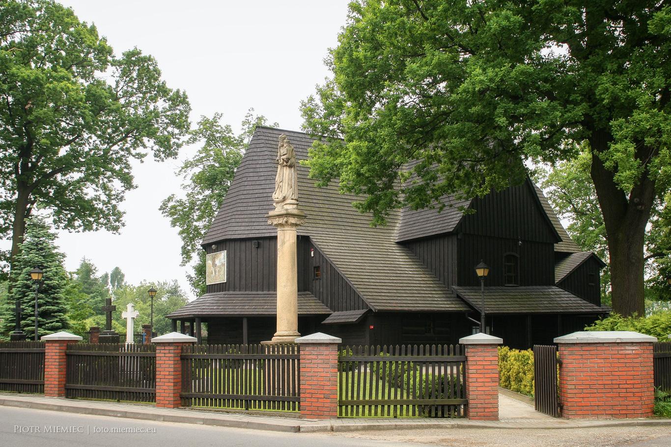 Jankowice Rybnickie kościół IMG_6325
