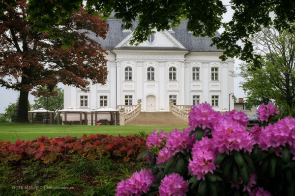 Pałac w Boryni – maj 2013