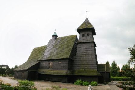 Kościół w Palowicach – maj 2016