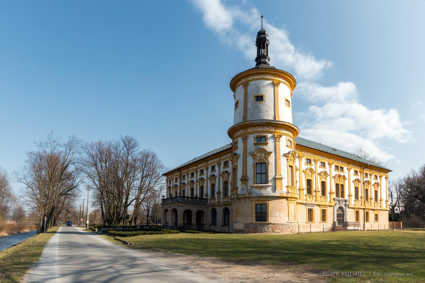 Pałac Linhartovy
