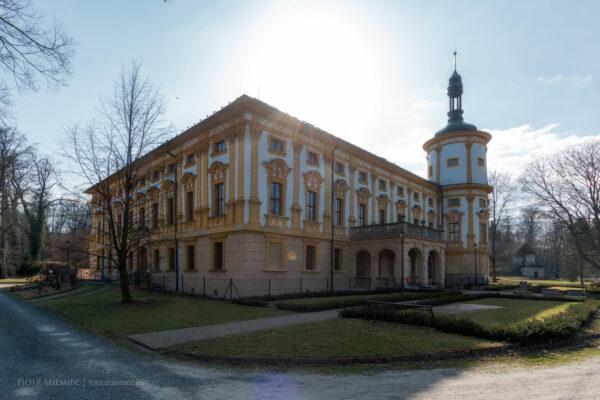 Pałac Linhartovy – kwiecień 2018