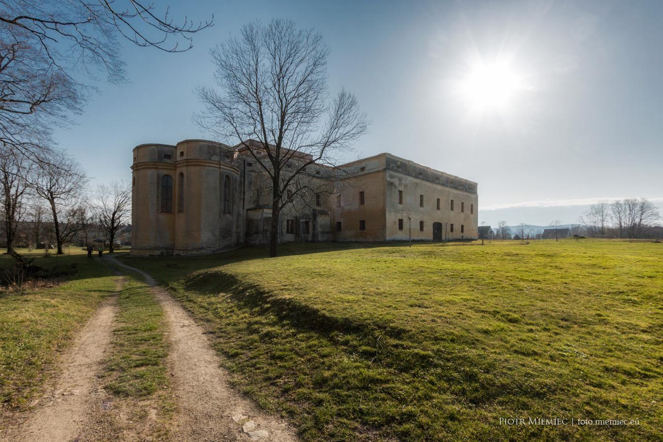 Zamek Slezské Rudoltice