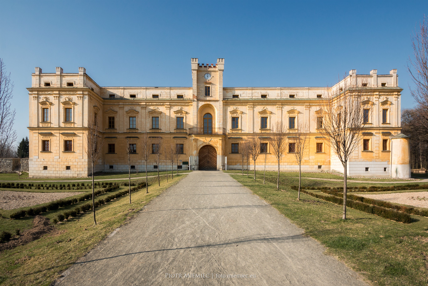 Pałac Slezské Rudoltice