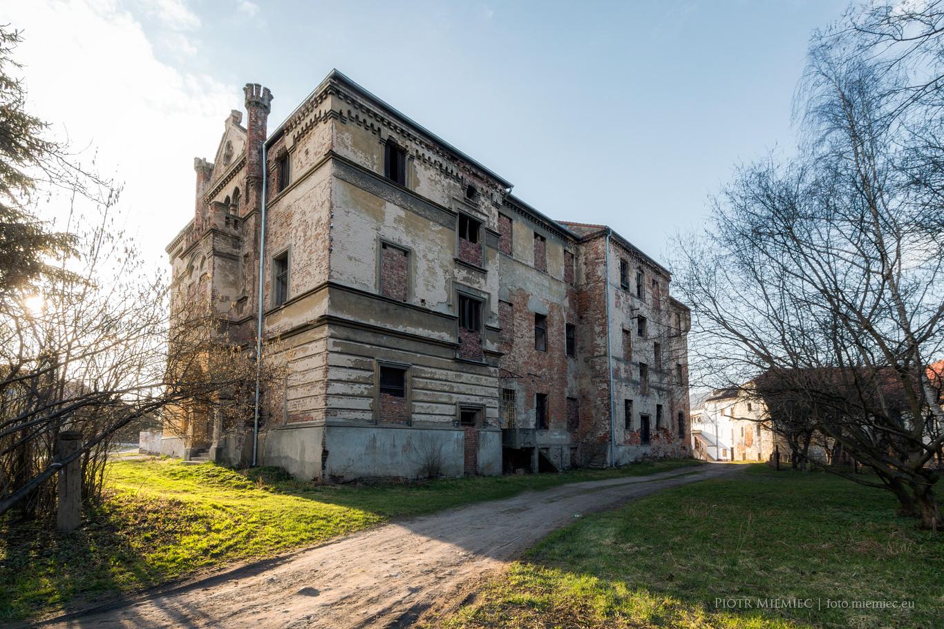 Pałac w Kazimierzu