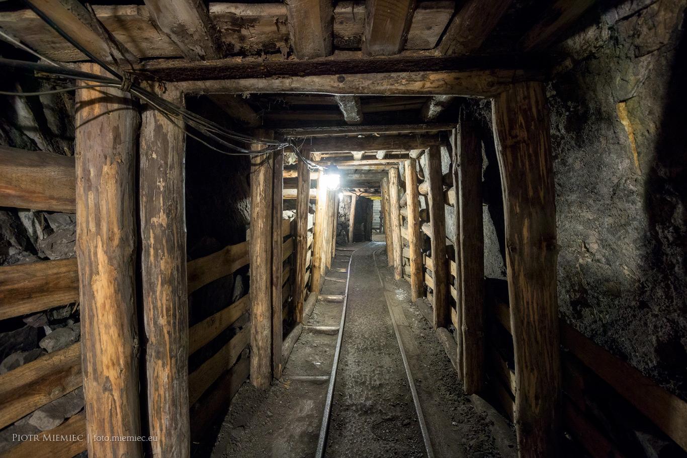 Zabytkowa kopalnia Ostrawa