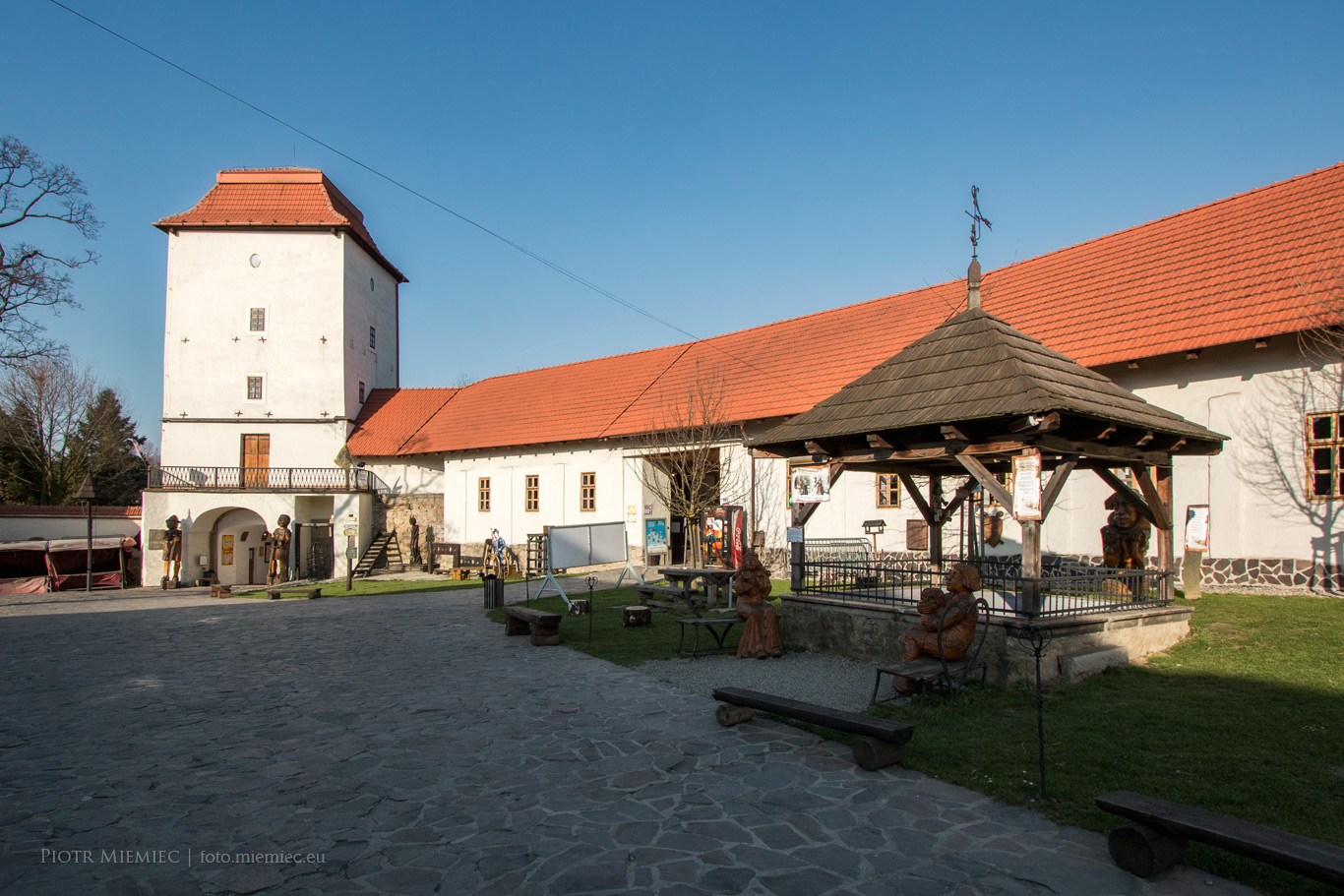 Zamek w Śląskiej Ostrawie