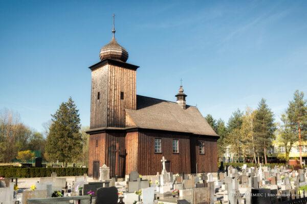 Kościół w Albrechticach