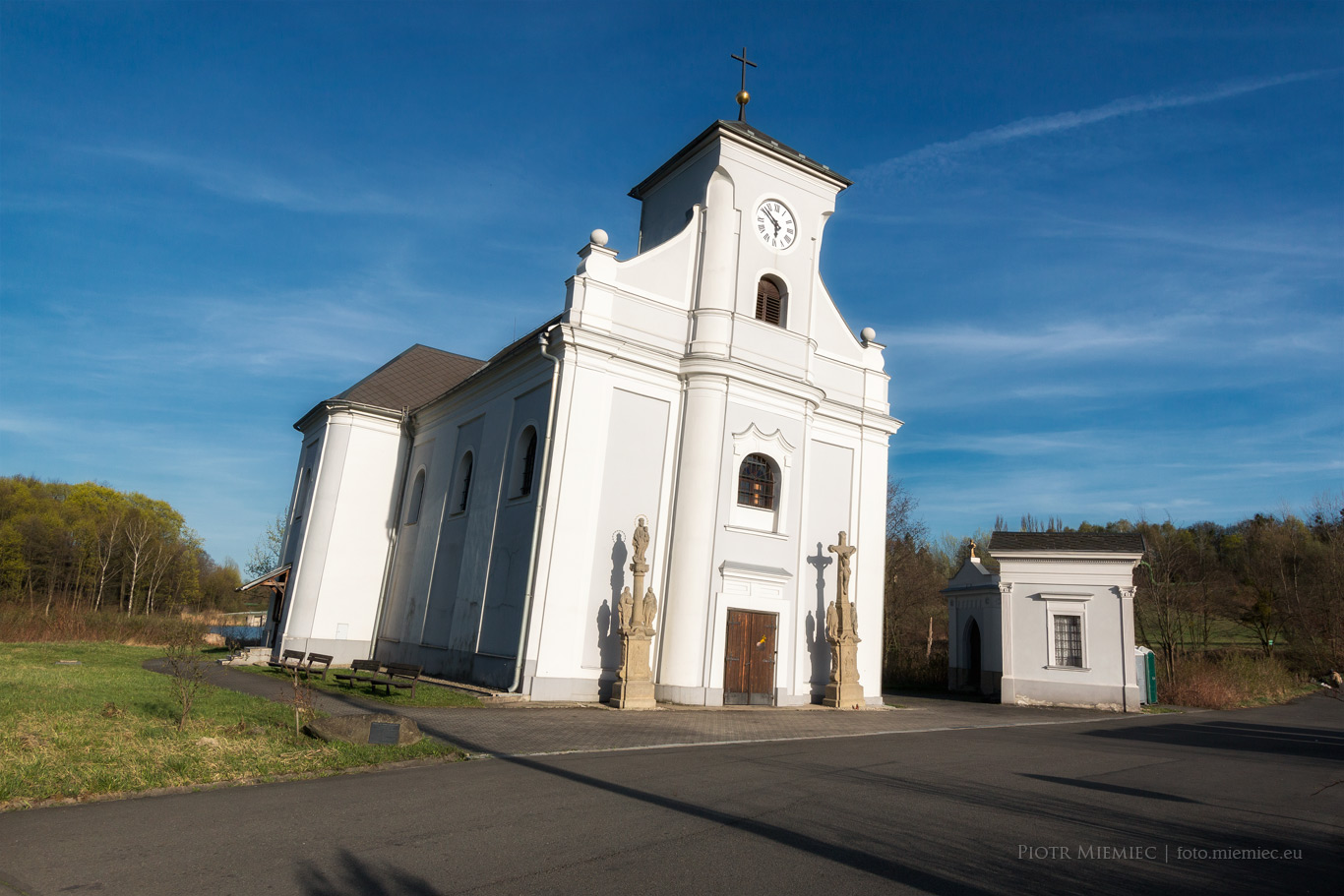 Karwina Kościół św. Piotra z Alkantary IMG_7474
