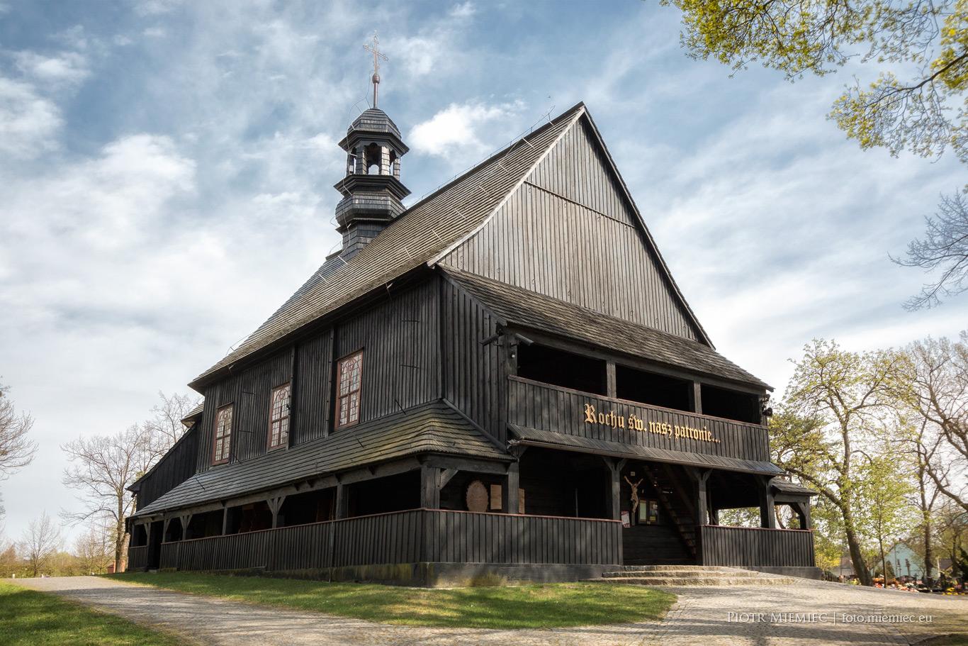 Kościół Św. Rocha Dobrzeń Wielki IMG_7737