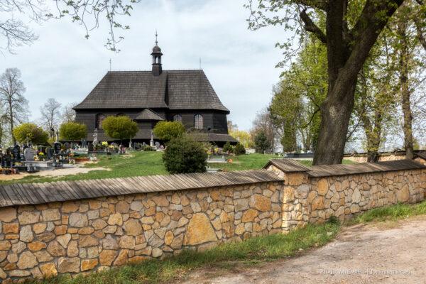 Kościół w Czarnowąsach – IV 2018