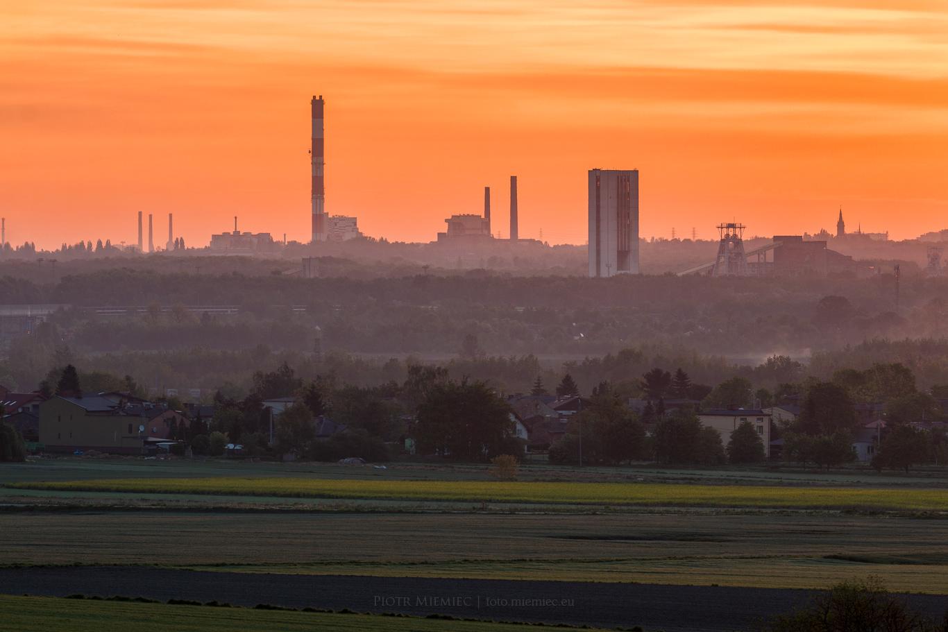 Krajobraz przemysłowy – maj 2016