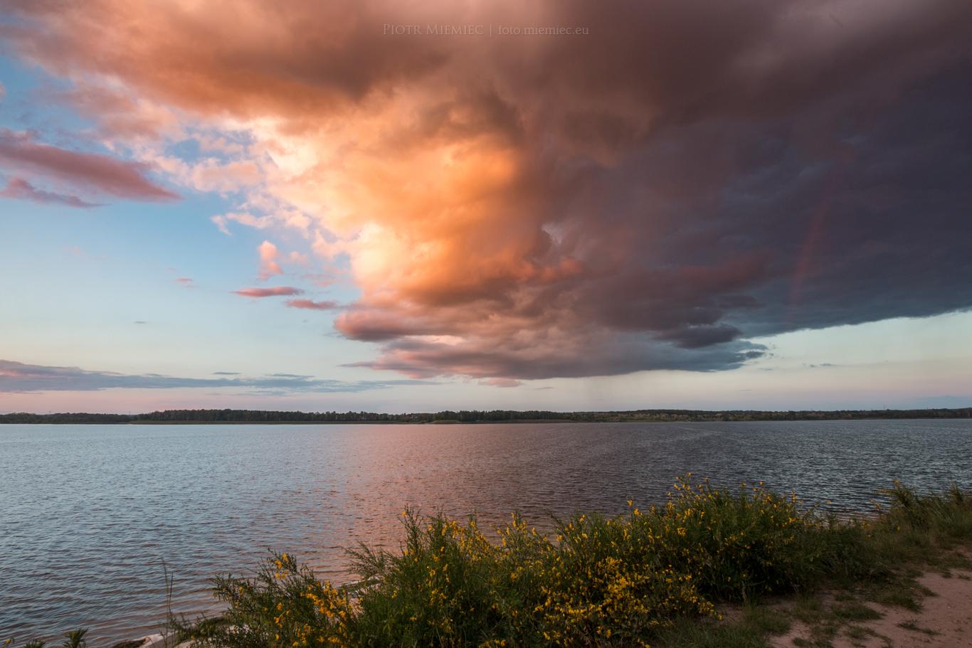 Jezioro Rzeczyckie – maj 2018