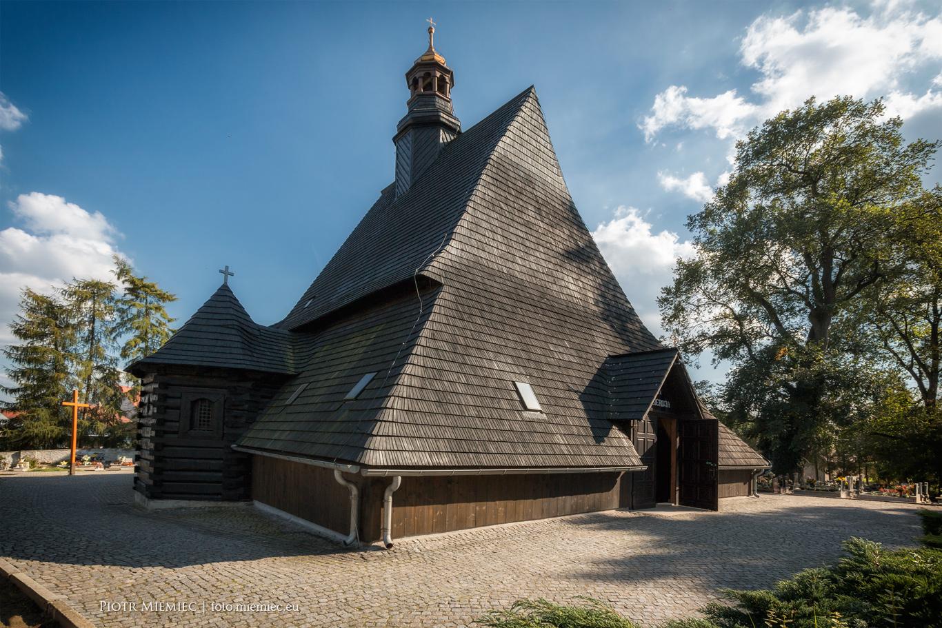 Kościół w Poniszowicach