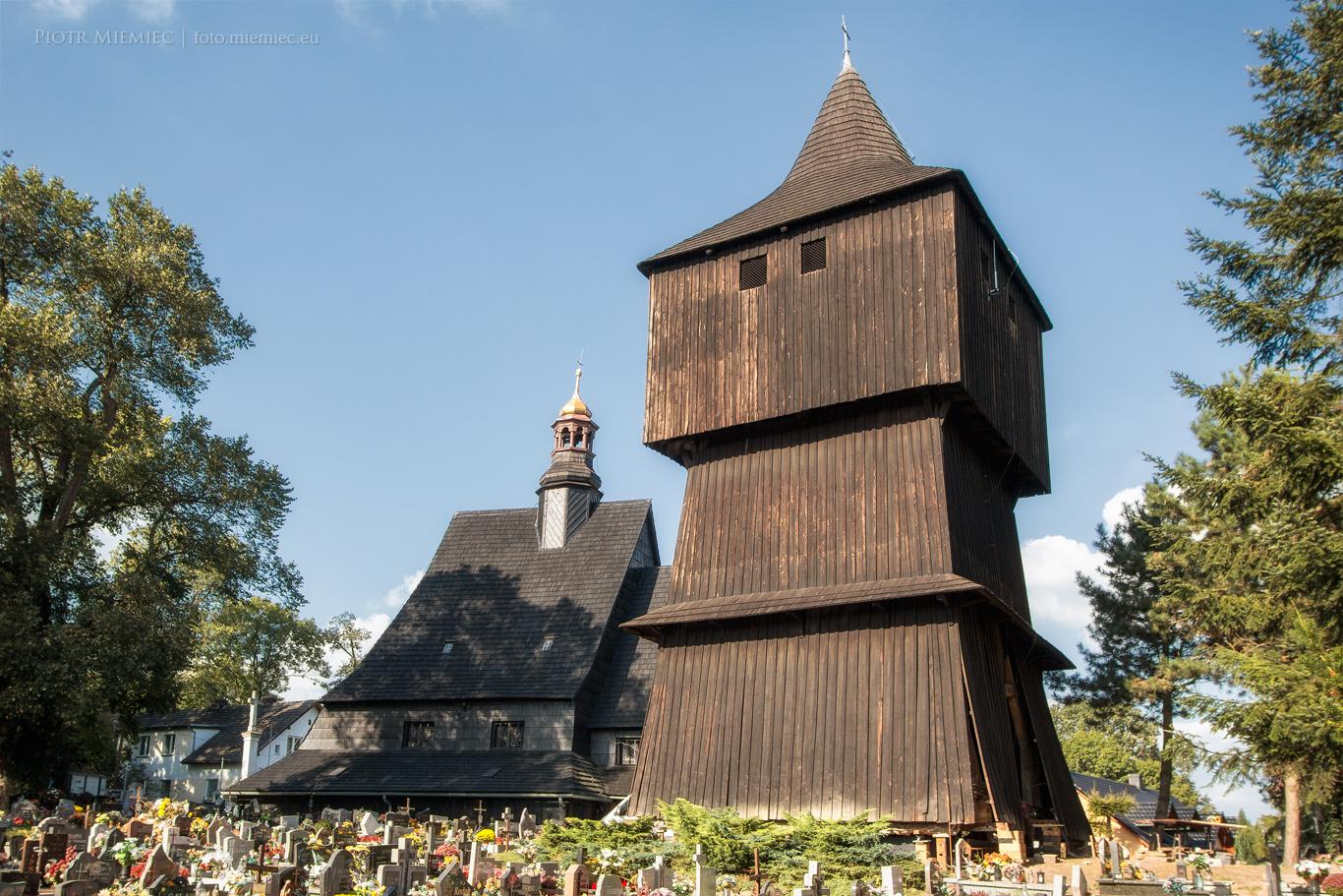 Kościół w Poniszowicach – wrzesień 2016