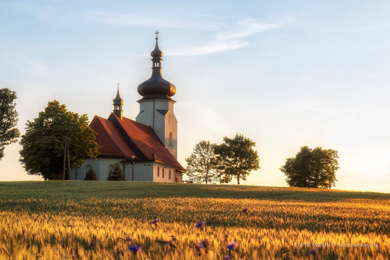 Lędziny kościół św. Klemensa Górny Śląsk