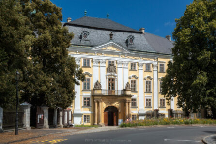 Pałac Bruntal – lipiec 2018