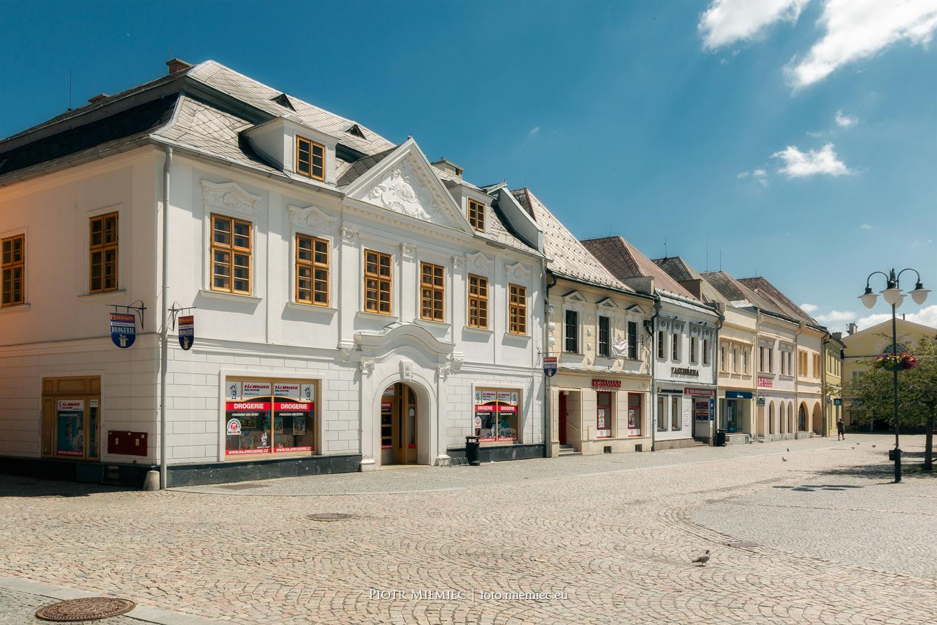 Miasto Bruntal Górny Śląsk