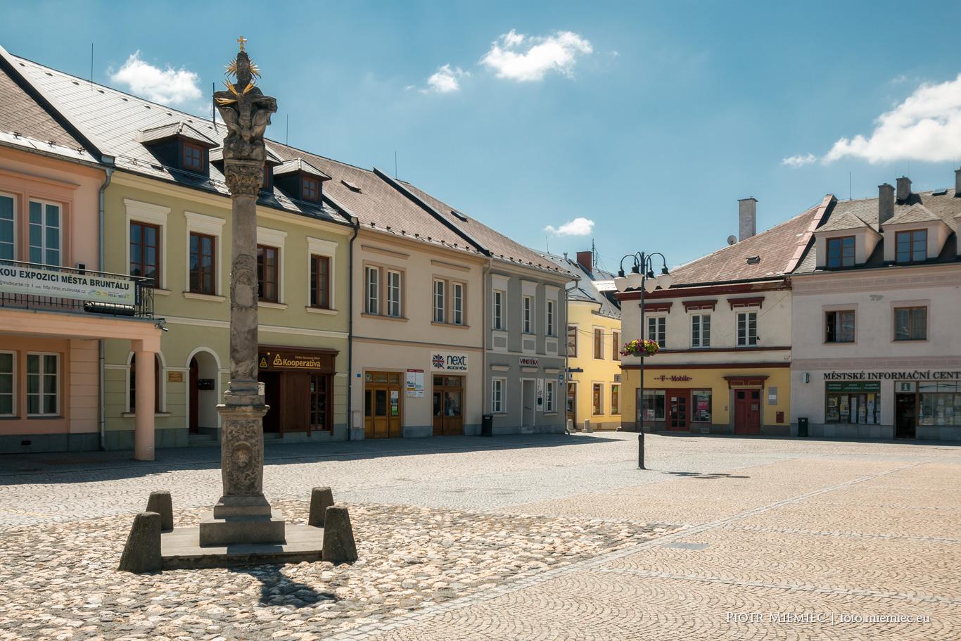 Miasto Bruntal Śląsk