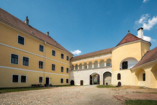 Zamek Krnov