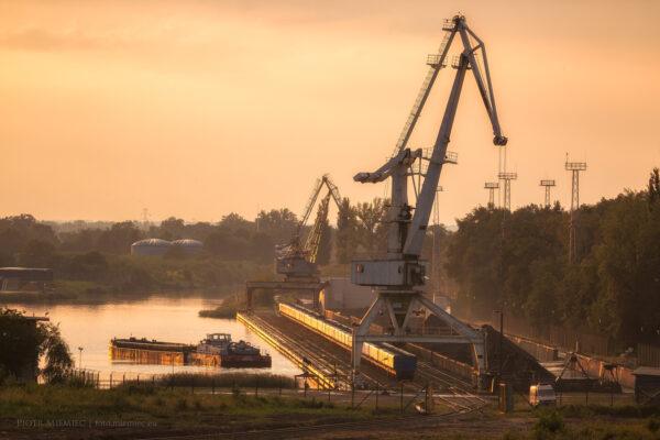 Port Gliwice – lipiec 2018