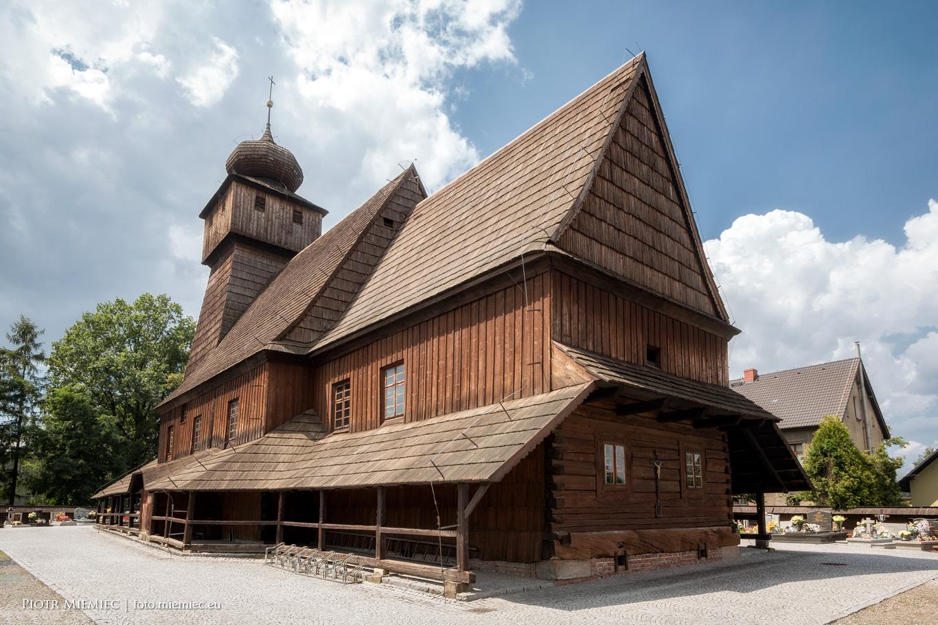 Wisła Mała kościół IMG_9548