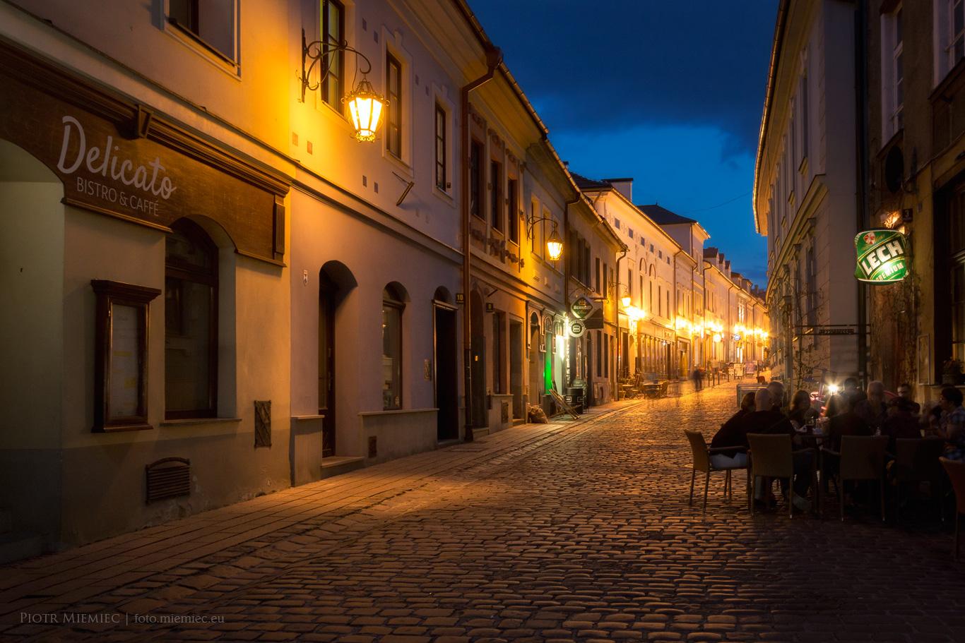 Bielsko Biała stare miasto
