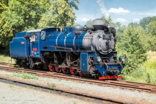 Kolej wąskotorowa Třemešná ve Slezsku – Osoblaha