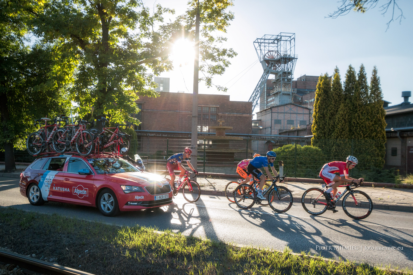 Tour de Pologne Zabrze