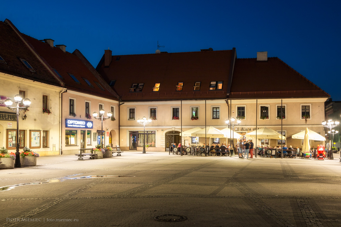 Mikołów – sierpień 2018