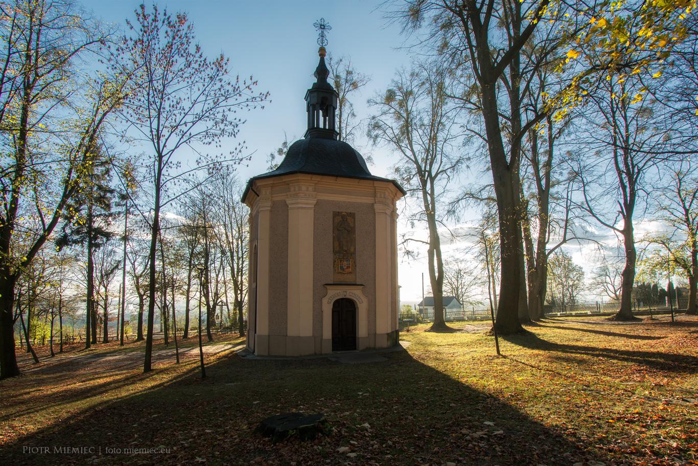 Góra św. Anny Kaplica św. Marii Magdaleny