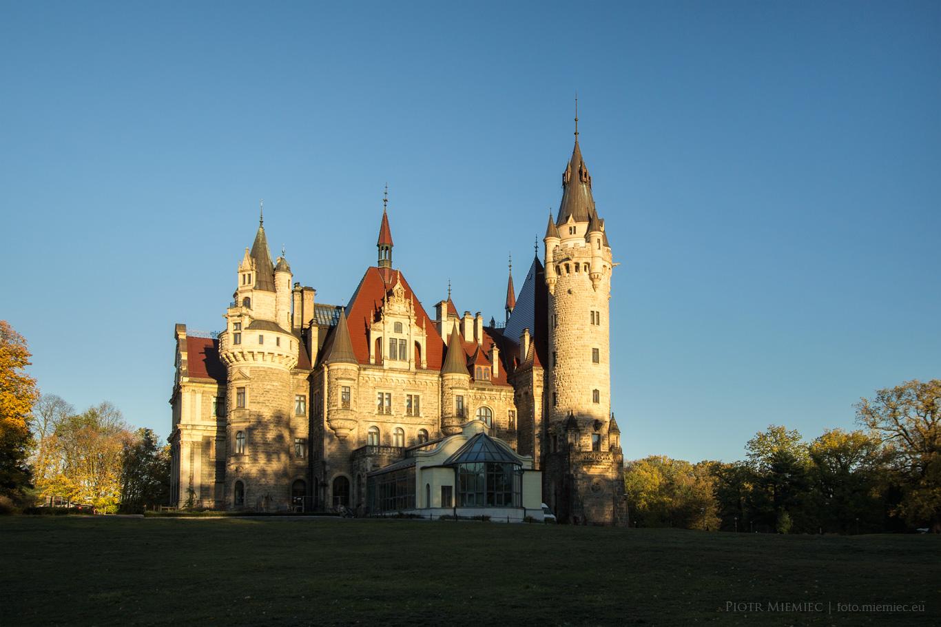 Pałac Zamek Moszna