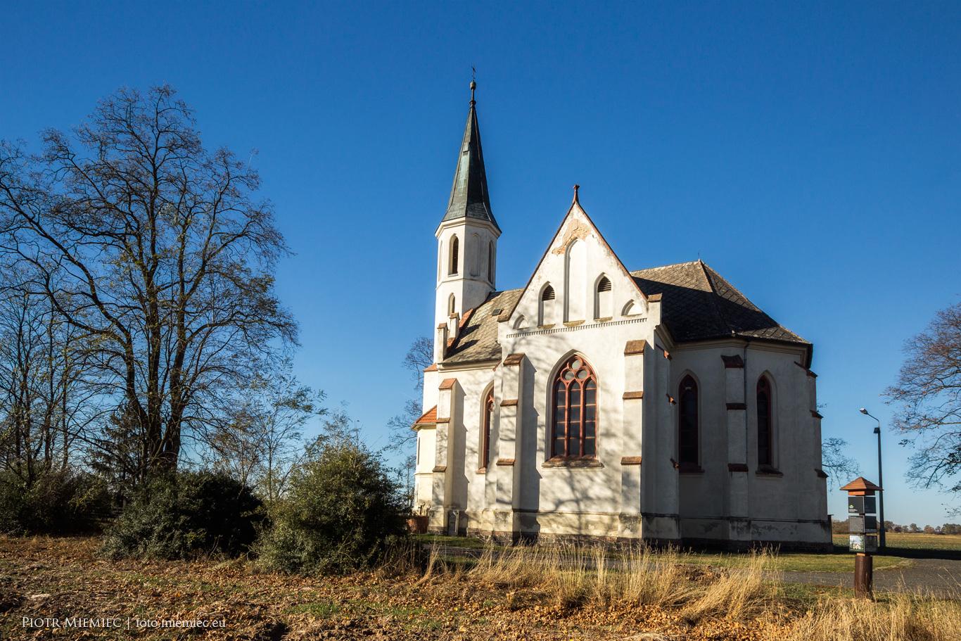 Kościół Znalezienia Krzyża Świętego i Matki Boskiej Częstochowskiej Kościół w polu