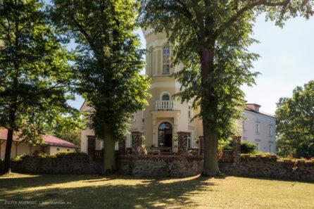 Pałac Pawłowice – sierpień 2016