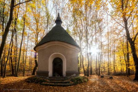 Kaplica św. Huberta w Katowicach