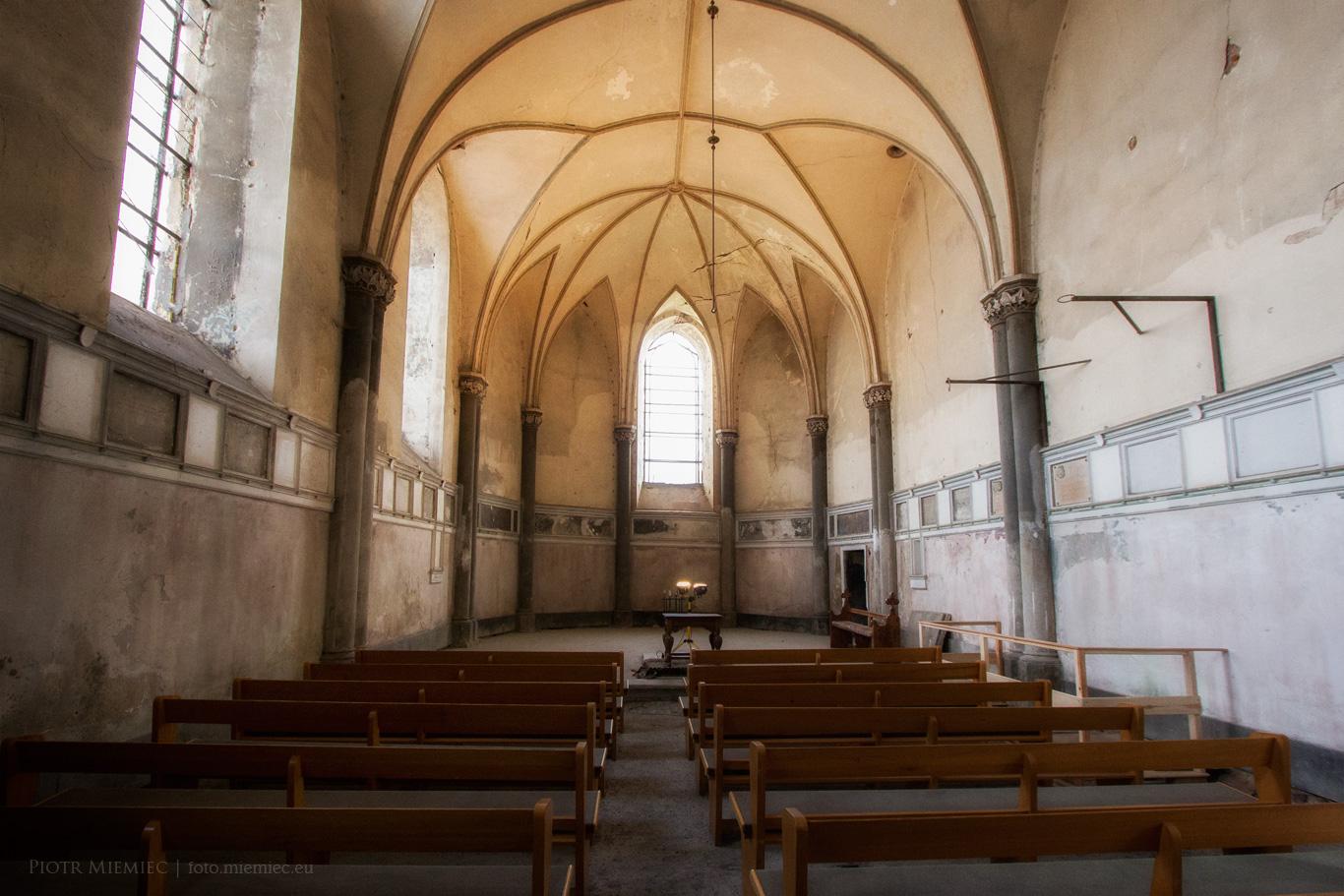 Kaplica w Zamku Niemodlin
