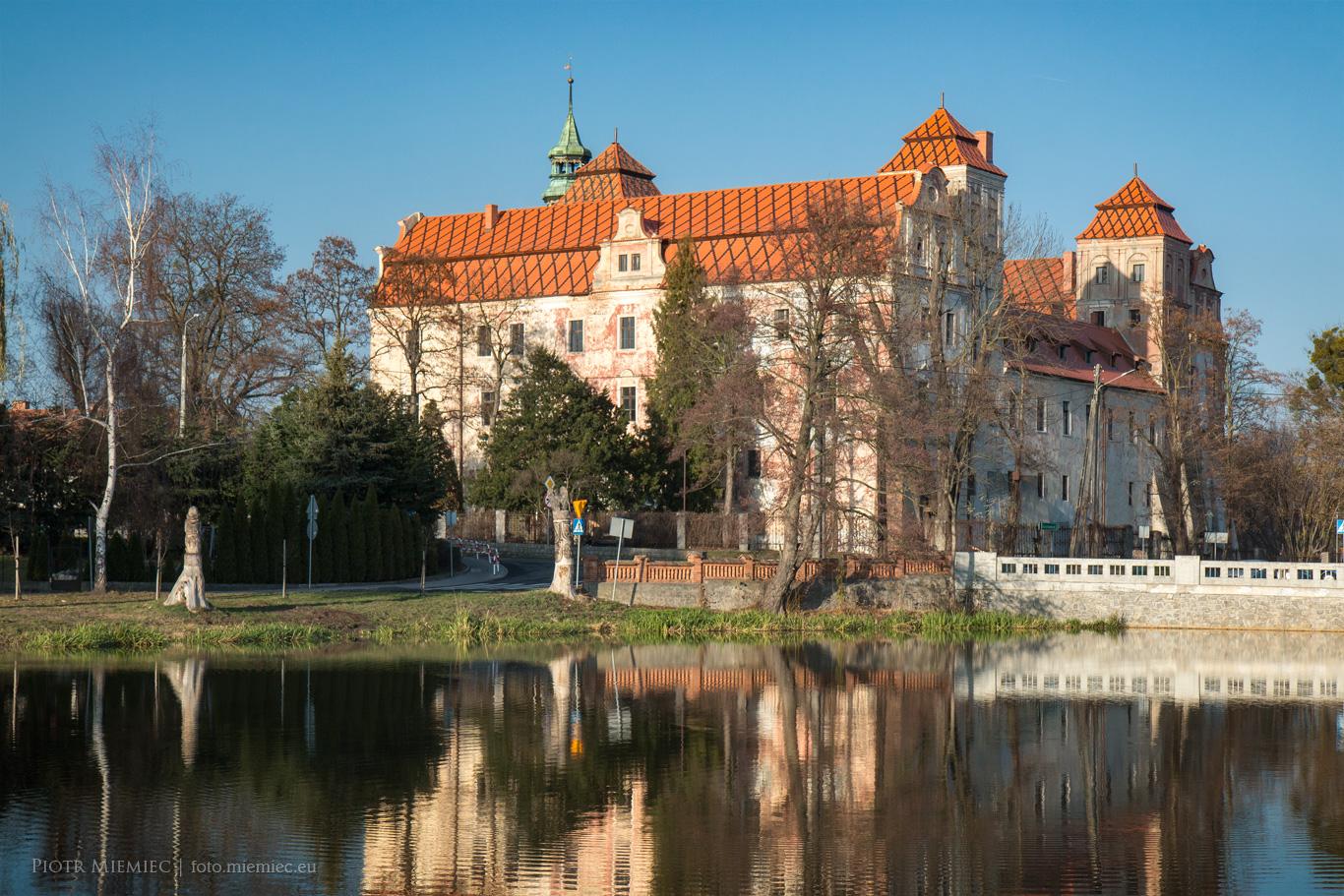 Zamek Niemodlin – listopad 2018