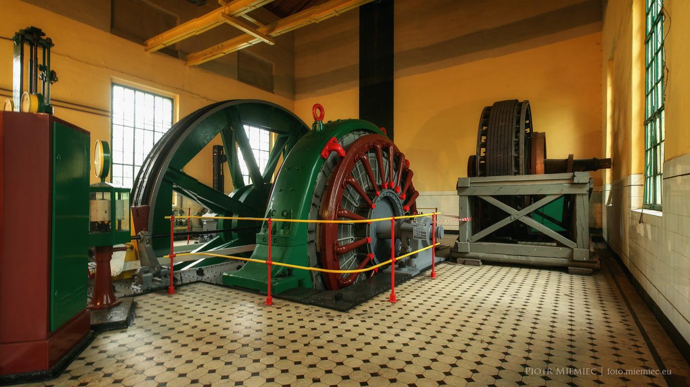 Maszyna wyciągowa szybu Mikołaj