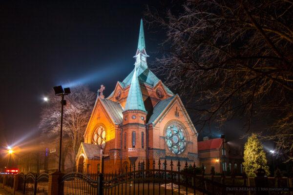 Kościół świętej Rodziny w Gliwicach