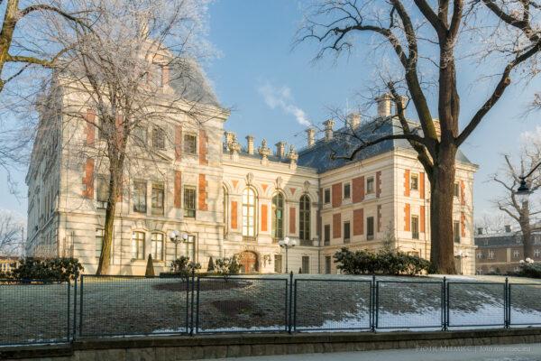 Pałac Hochbergów w Pszczynie – styczeń 2019