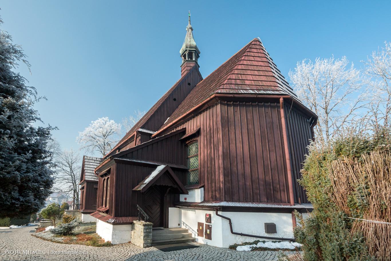 Kościół św. Mikołaja w Łące