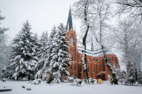 Mikulczyce – Kościół pw. św. Wawrzyńca