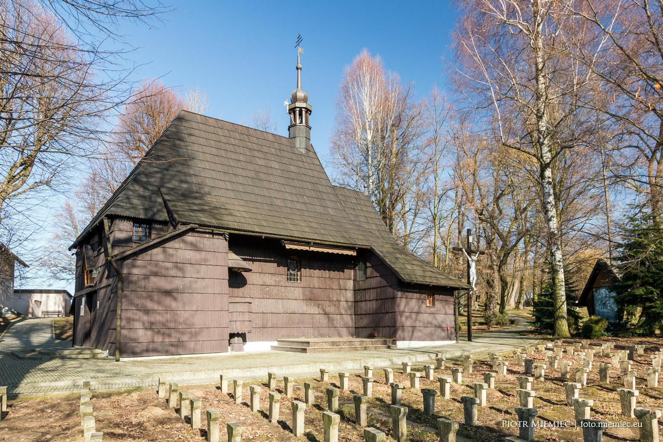 Kościół pw. św. Krzyża w Pietrowicach Wielkich