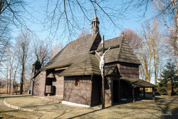 Drewniany kościół w Pietrowicach Wielkich
